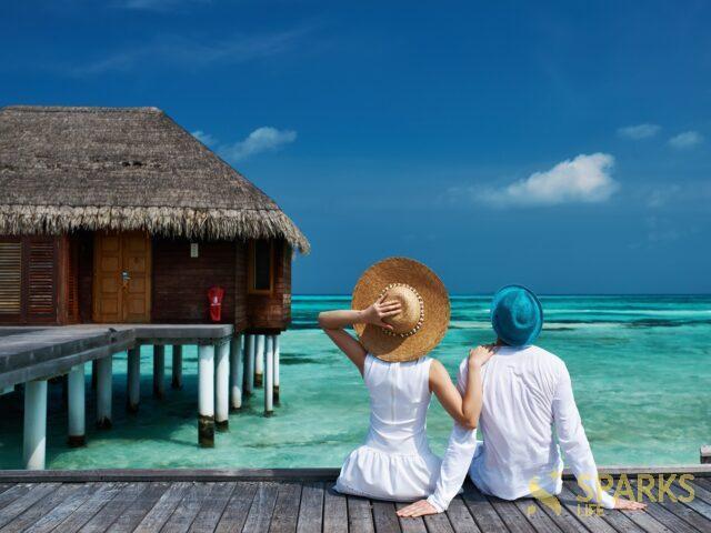 ceremony in Maldives