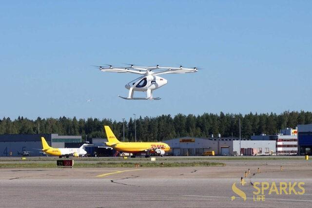 Air taxi
