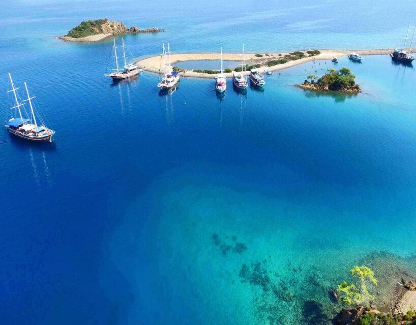 Turkey - yacht tour