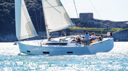 парусная яхта Dufour 430