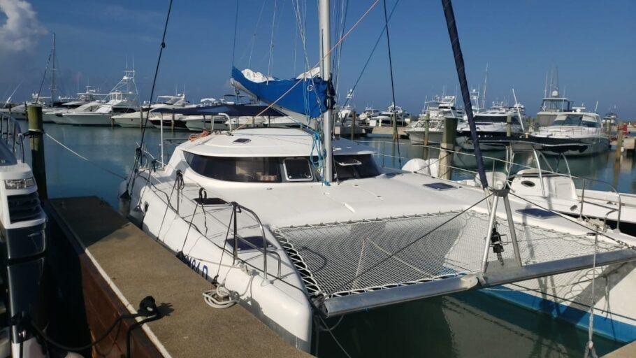 ареенда яхты в Доминикане