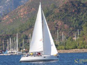 яхта в Мармарисе