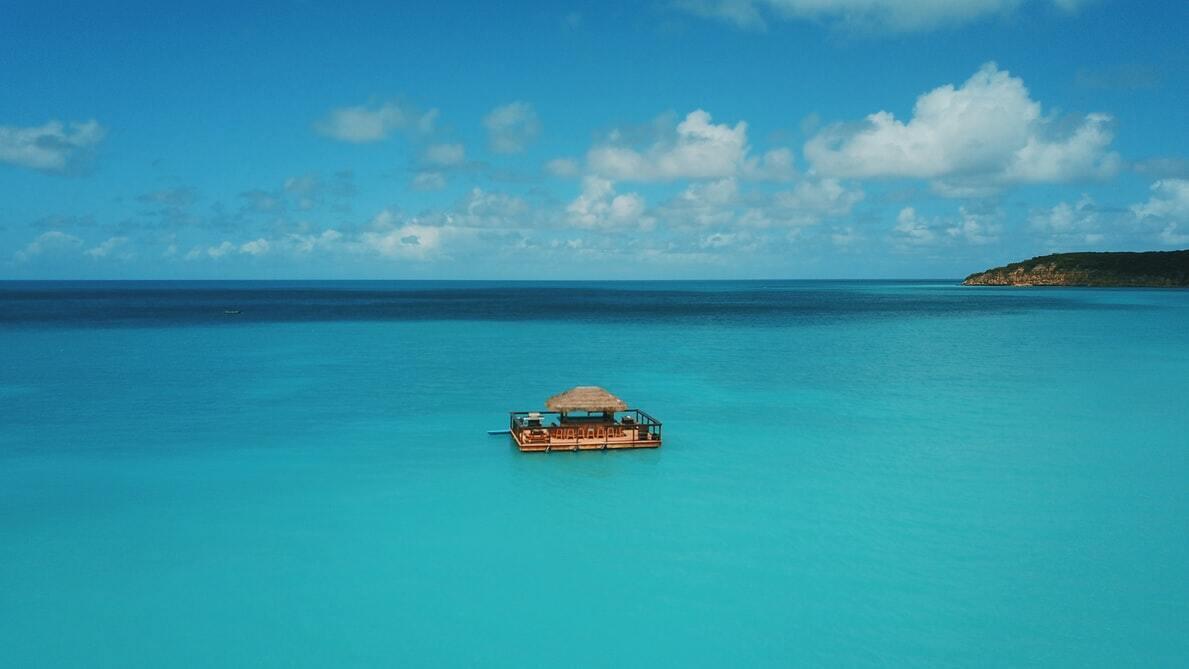 Недельный тур на яхте по Антигуа и Барбуда