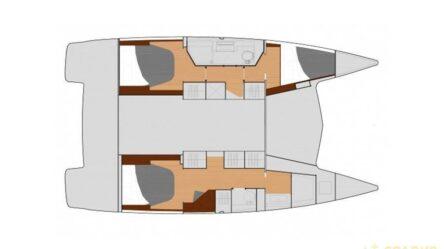 Catamaran AMBER