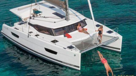Catamaran ARVEN