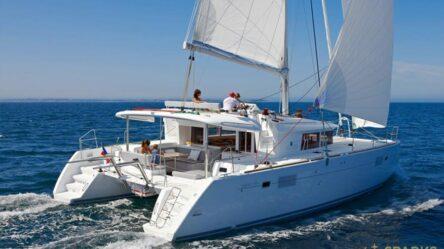 Catamaran FETHİ TOPRAK