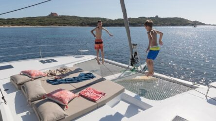 Катамаран Fountaine Pajot Saona 47