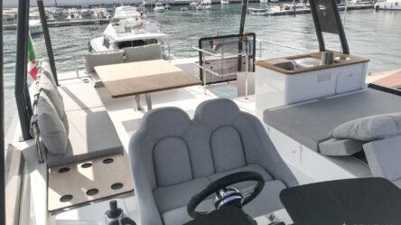 Catamaran Fusion