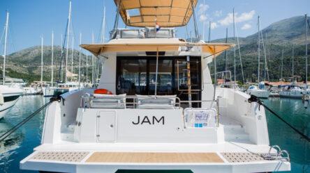 Катамаран Jam