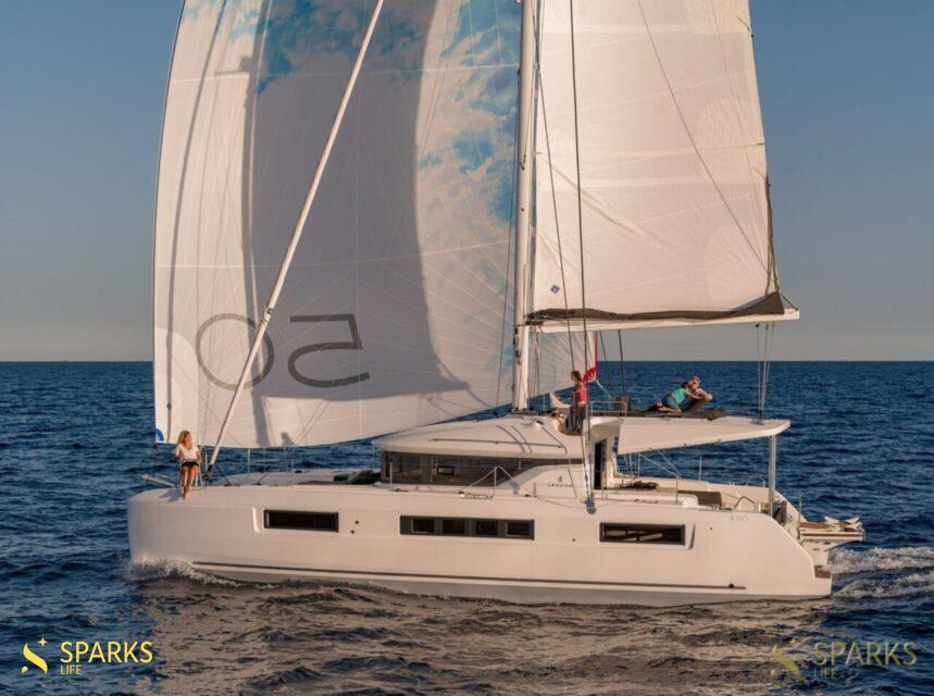 Catamaran Lagoon 50