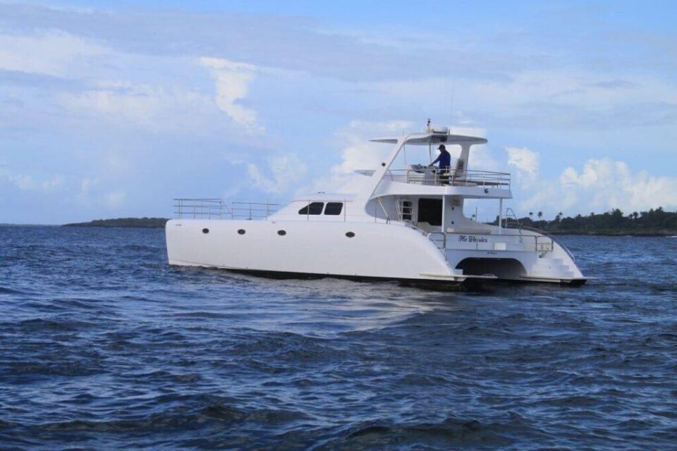 Catamaran No Worries