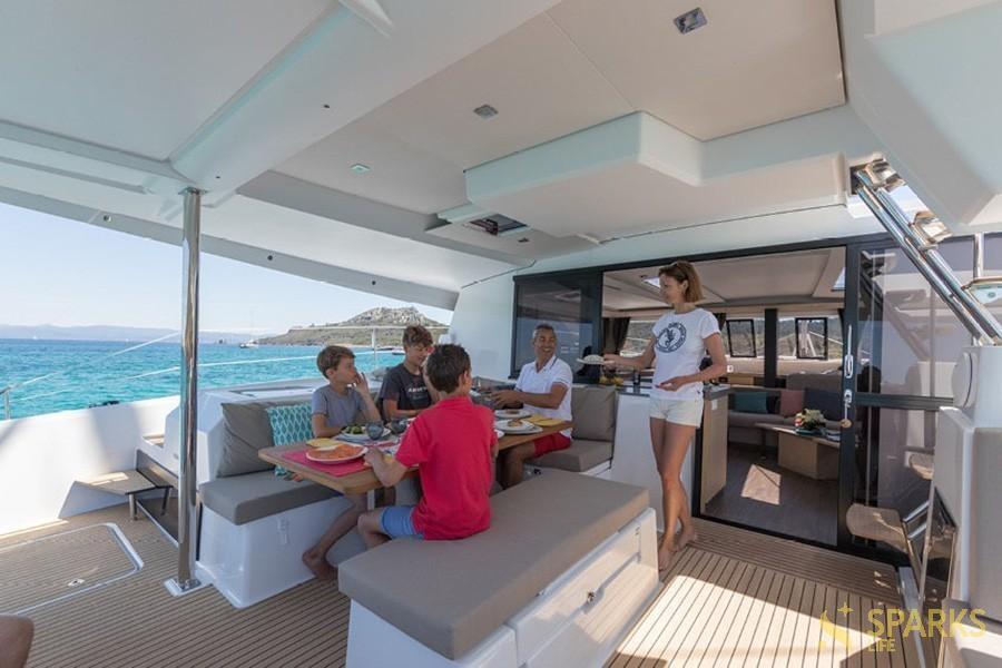 Catamaran SKY ADA II