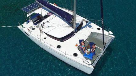 Catamaran XENIA
