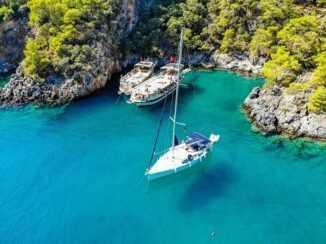 Фетхие и Мармарис – яхтинг по Эгейскому побережью
