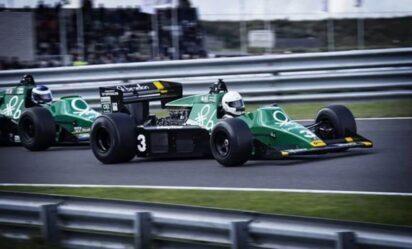 Формула 1 Гран-при Абу-Даби по трассе Yas Marina Circuit