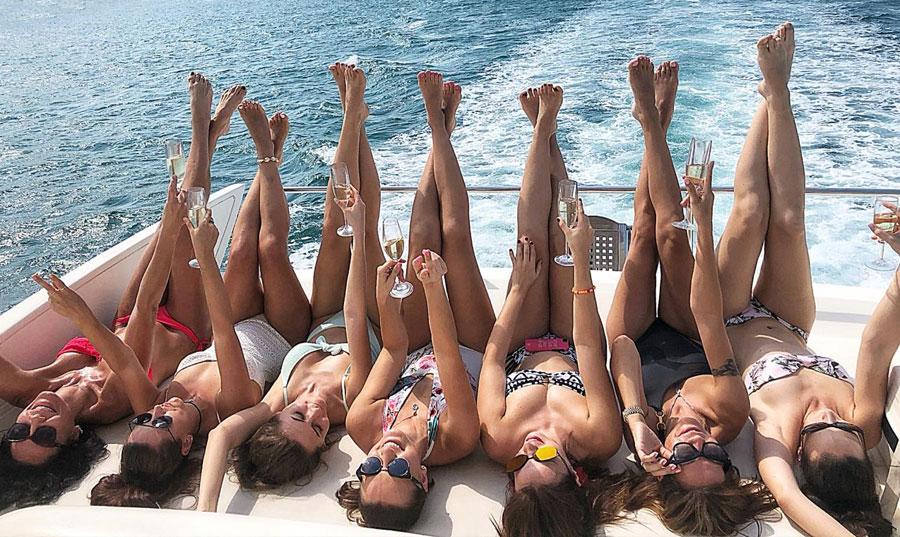 Йога тур в Турции на яхте