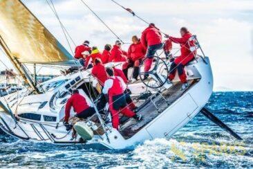 Corporate regatta - perfect sailing holiday