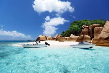 Seychelles cruise for the New Year