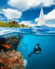 Круиз по Мальдивам на катамаране