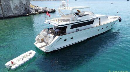 Моторная яхта 25 ROSE
