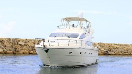 Моторная яхта Aicon 56