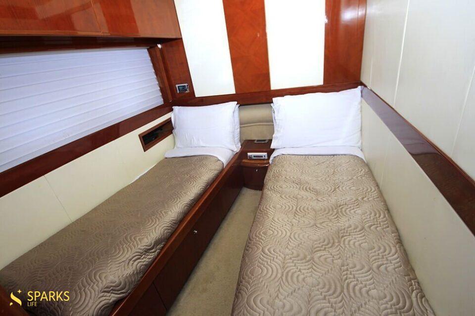 Motor yacht Aicon 56