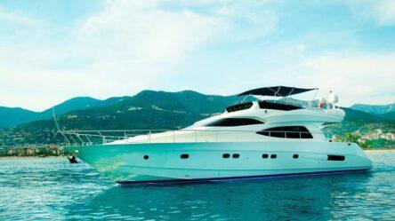 Моторная яхта ANDIAMO