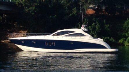 Motor yacht Astandoa