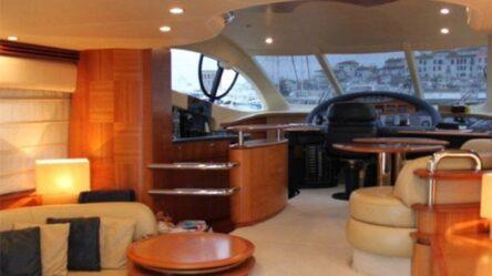 Motor yacht Azimut 55