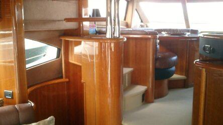 Моторная яхта Azimut 55