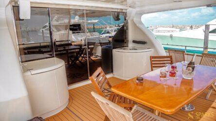 Моторная яхта Azimut 70