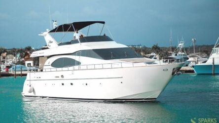 Motor yacht Azimut 70