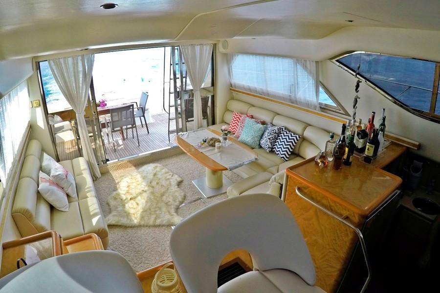 Motor yacht CHAYKA