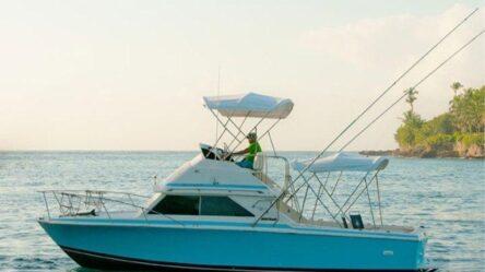 Motor yacht Consuelo