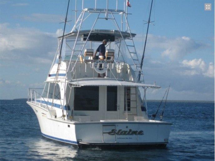 Motor Yacht Elaine