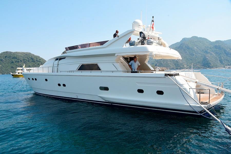 Motor yacht EMRE