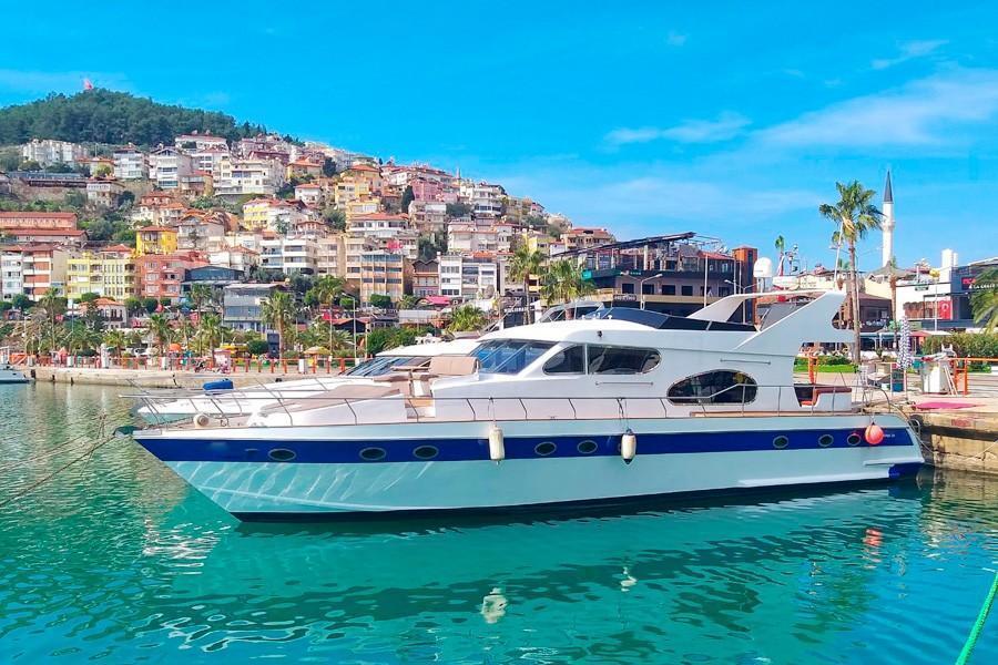 Motor yacht EXOTIC GÜLBAHÇE