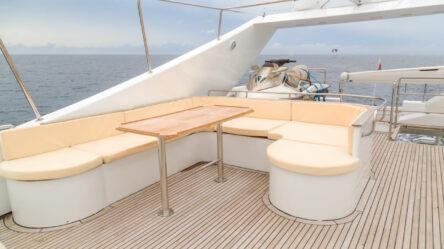 Motor yacht F YACHT