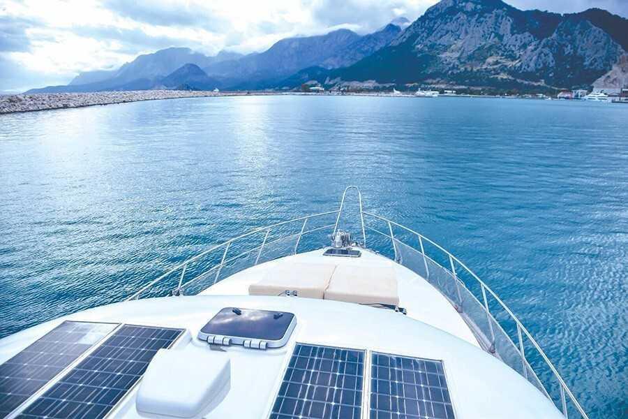 Motor yacht IPEK