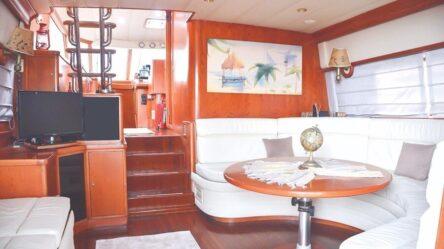 Моторная яхта IPEK