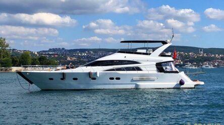 Motor yacht Istanbul 3