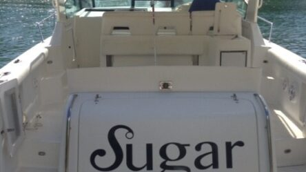 Моторная яхта La Sugar