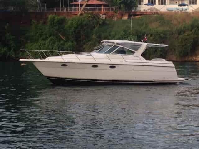 Motor Yacht La Sugar