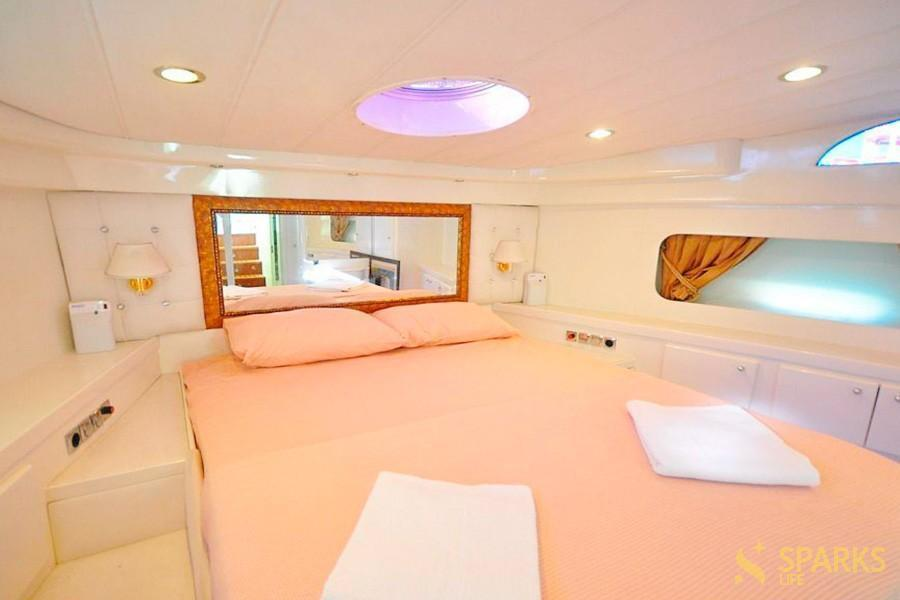 Motor yacht Mona 03-112