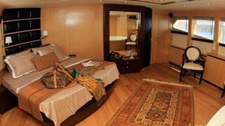 Motor yacht Mona 05-121
