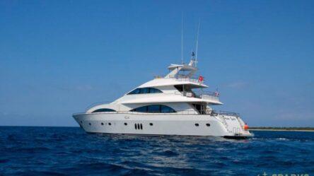 Motor yacht Mona 05-155
