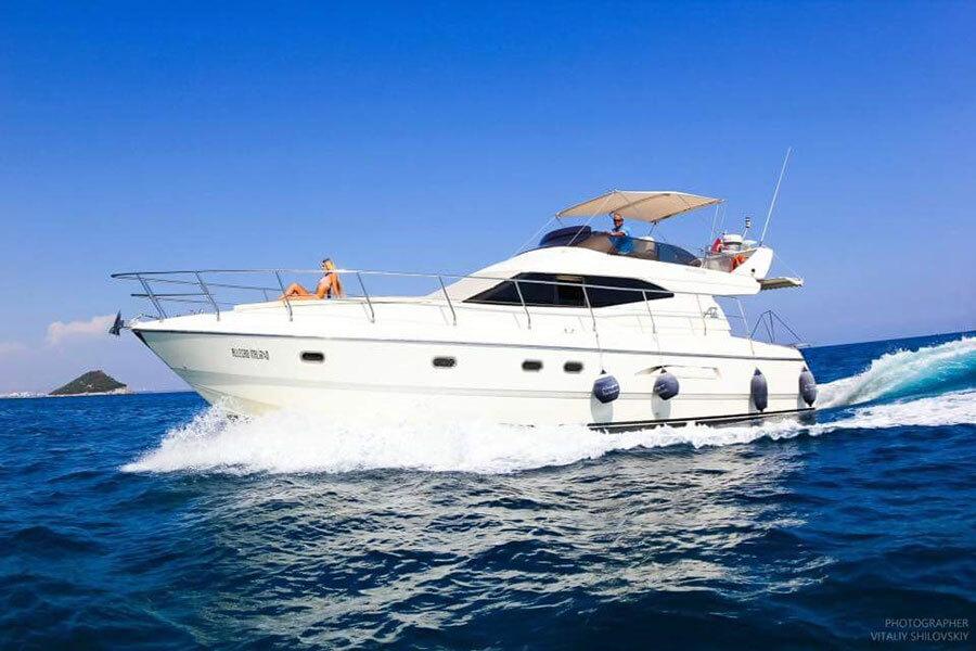 Motor yacht MY ALLEGRO