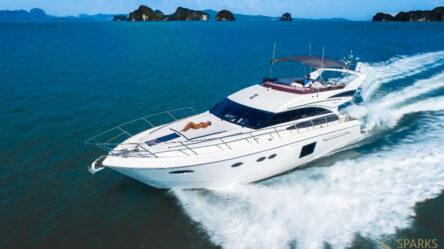 Motor yacht PRINCESS 64