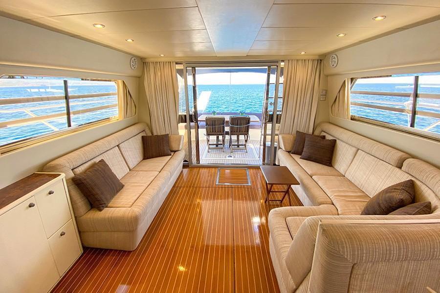 Motor yacht SAHRET