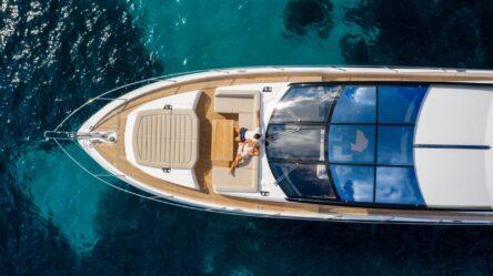 Моторная яхта Sunseeker Deluxe